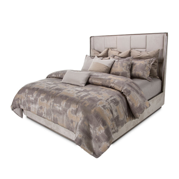 ROXBURY PARK Cal King Multi-Panel Bed - Dream art Gallery