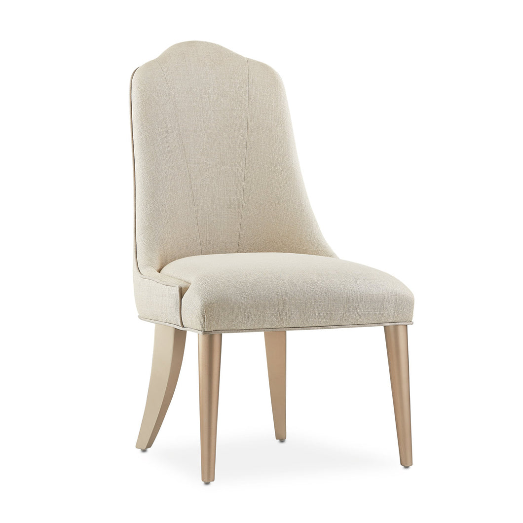 MALIBU CREST Side Chair Assembled - Dream art Gallery