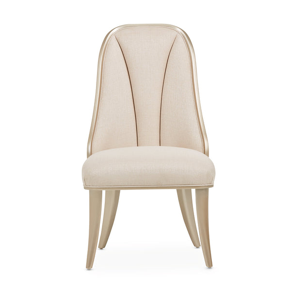 Villa Cherie Side Chair Caramel - Dream art Gallery