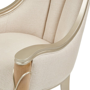 Villa Cherie Arm Chair Caramel - Dream art Gallery