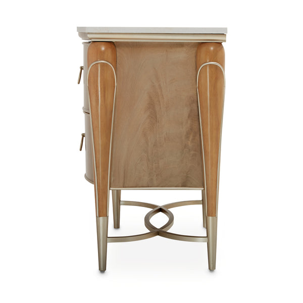 VILLA CHERIE - CARAMEL Nightstand - Dream art Gallery