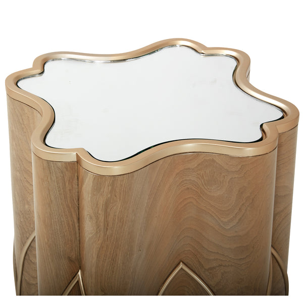 Villa Cherie Chairside Table - Dream art Gallery