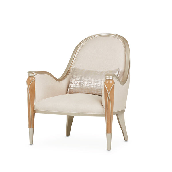 VillaCherie Accent Chair Caramel - Dream art Gallery