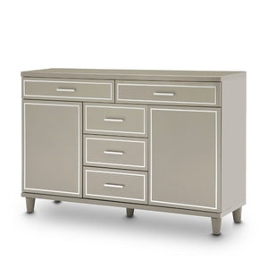 Urban Place Dresser W/Mirror