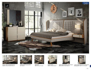 Cadiz Bed by Fenicia Spain - Dream art Gallery