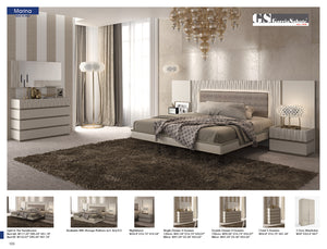 Marina Bed by Garcia Sabate Spain