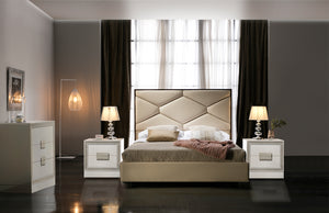 Martina bed with Storage by Dupen Spain - Dreamart Gallery