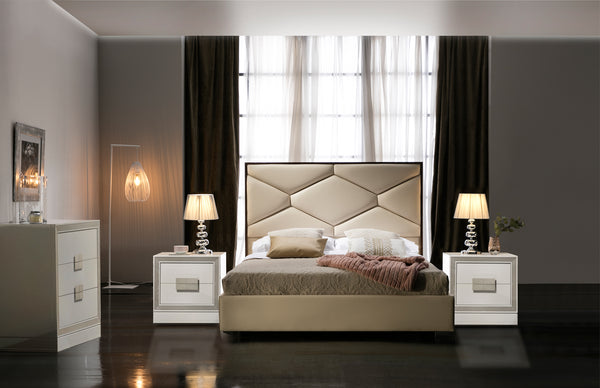 Martina bed with Storage by Dupen Spain
