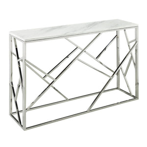 Carole Marble Console Table - Dream art Gallery