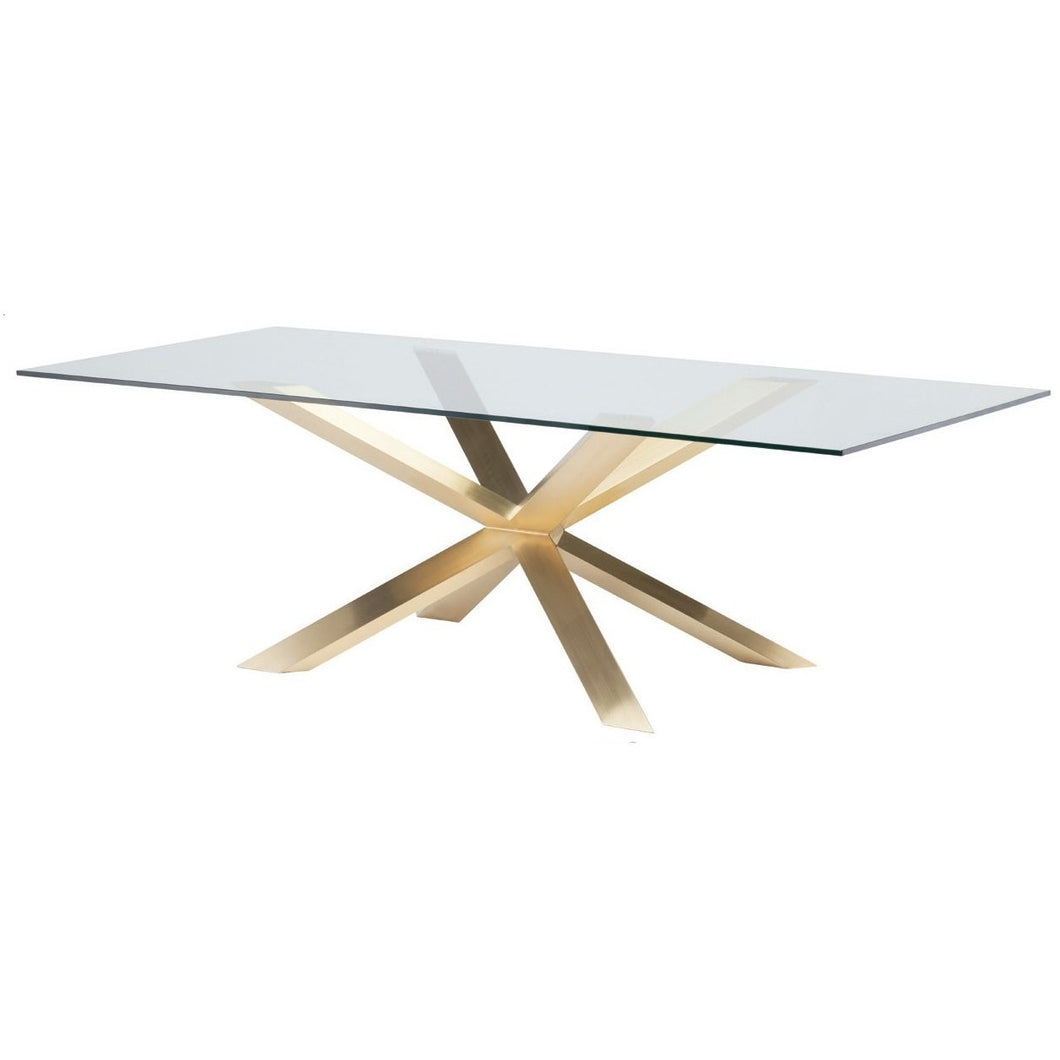 Gold Culture Dining Table - Dream art Gallery