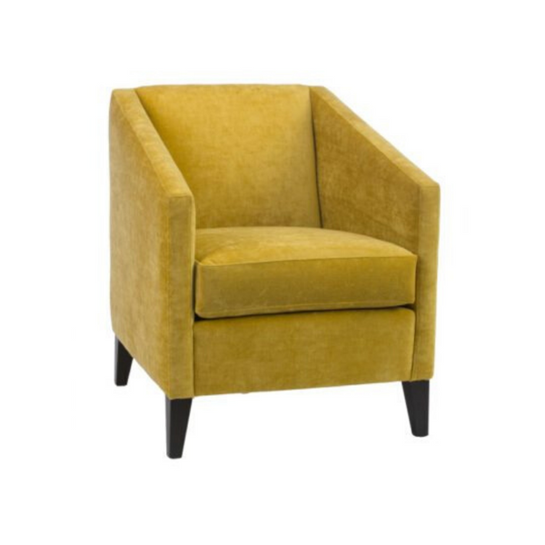 LOUIS ACCENT CHAIR - Dreamart Gallery