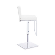 Load image into Gallery viewer, 134B bar stool white - Dreamart Gallery