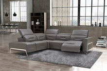 Load image into Gallery viewer, Enzo sectional dark gray - Dream art Gallery