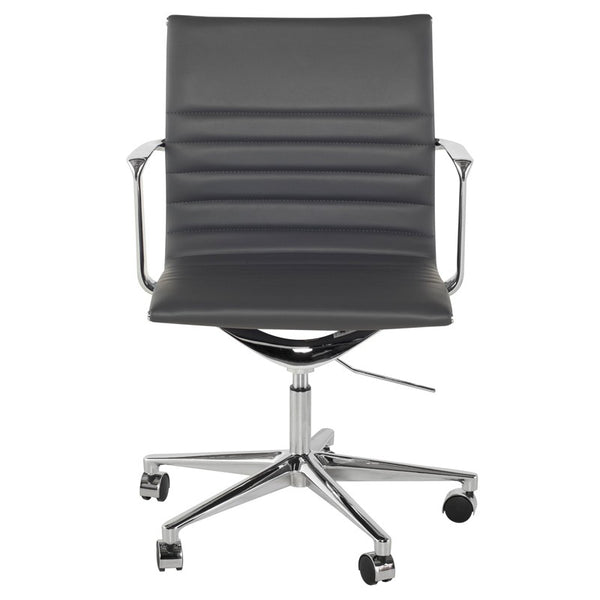 ANTONIO OFFICE CHAIR GREY