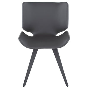 ASTRA DINING CHAIR GREY - Dream art Gallery