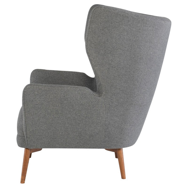 KLARA OCCASIONAL CHAIR SHALE GREY