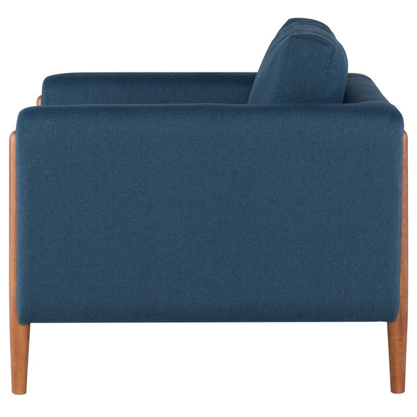 STEEN OCCASIONAL CHAIR LAGOON BLUE