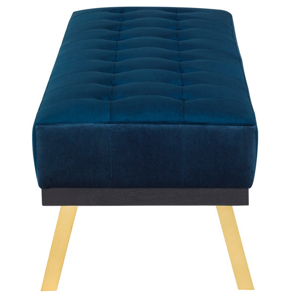 RIKARD BENCH MIDNIGHT BLUE