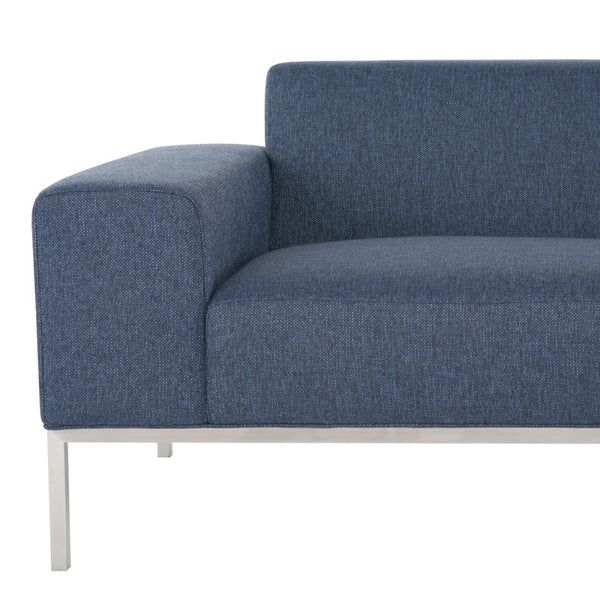 ISAAK SOFA LAGOON BLUE - Dream art Gallery
