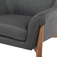 Load image into Gallery viewer, CHARLIZE OCCASIONAL CHAIR STORM GREY - Dream art Gallery