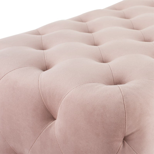 TUFTY OTTOMAN BLUSH - Dream art Gallery