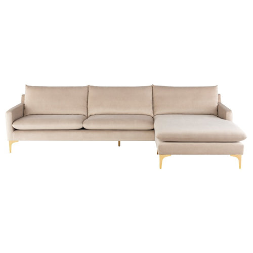 ANDERS SECTIONAL NUDE