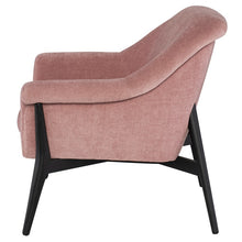 Load image into Gallery viewer, CHARLIZE OCCASIONAL CHAIR DUSTY ROSE - Dream art Gallery