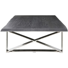 Load image into Gallery viewer, AIX COFFEE TABLE OXIDIZED GREY - Dream art Gallery