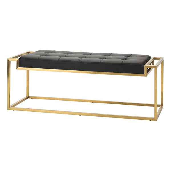 STEP BENCH BLACK
