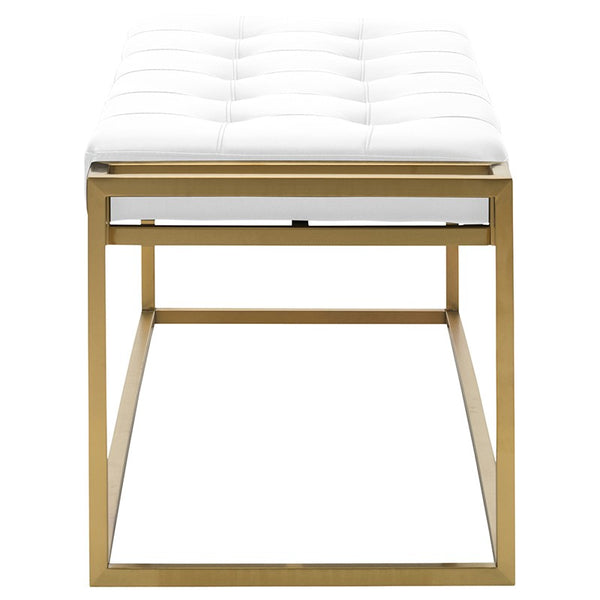 STEP BENCH WHITE
