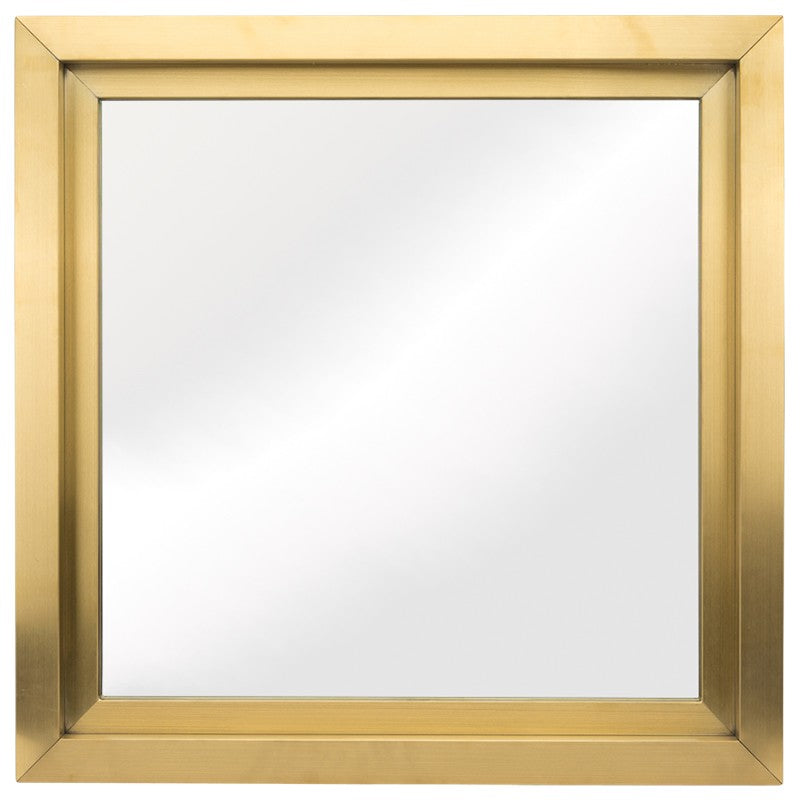 GLAM WALL MIRROR GOLD - Dream art Gallery
