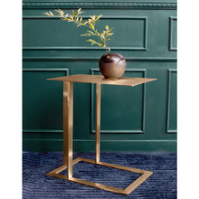 Load image into Gallery viewer, CELINE SIDE TABLE GOLD - Dreamart Gallery