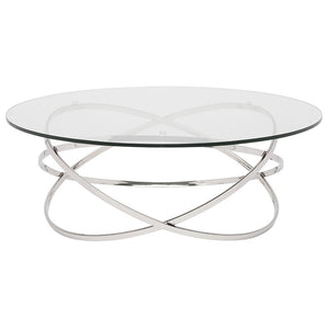 COREL COFFEE TABLE GLASS - Dream art Gallery