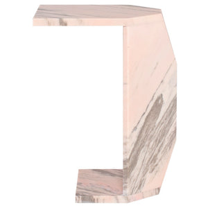 GIA SIDE TABLE ROSA - Dreamart Gallery