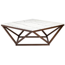 Load image into Gallery viewer, JASMINE COFFEE TABLE WHITE - Dream art Gallery