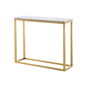 Marble Console Table - Dream art Gallery
