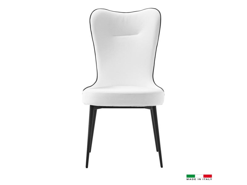 Mickey dining chair white - Dream art Gallery