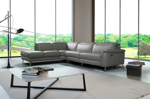 Oxford sectional gray - Dream art Gallery