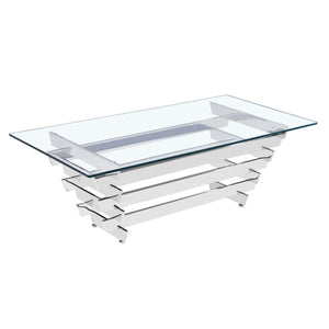 Pandora Rectangle Coffee Table - Dream art Gallery