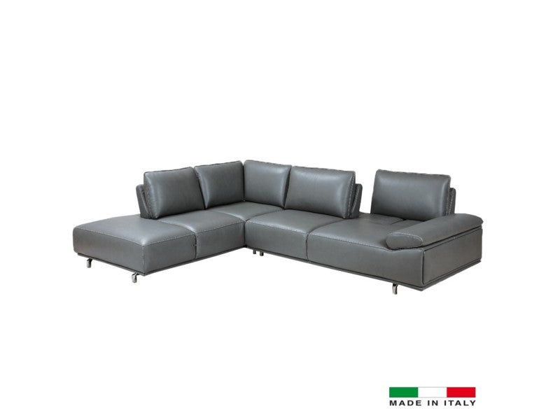 Roxanne sectional gray - Dream art Gallery
