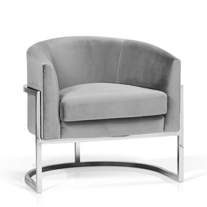 nolan - lounge chair - Dream art Gallery