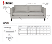Load image into Gallery viewer, EDEN SOFA