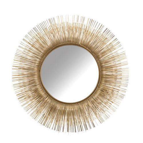 XC-6925G Gold Wall Mirror