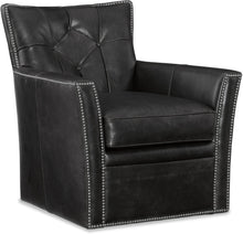 Load image into Gallery viewer, Hooker Furniture Living Room Conner Swivel Club Chair - Dream art Gallery
