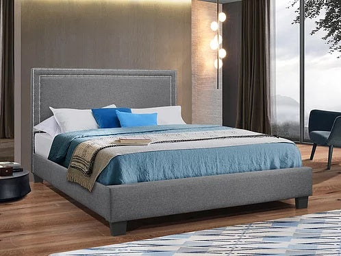 Queen Bed IF-5280 - Dream art Gallery