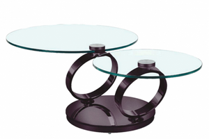Champion Nickle Coffee Table - Dream art Gallery
