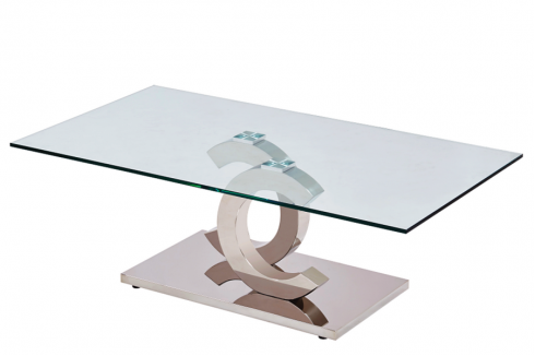 Coco chanel Coffee Table - Dream art Gallery