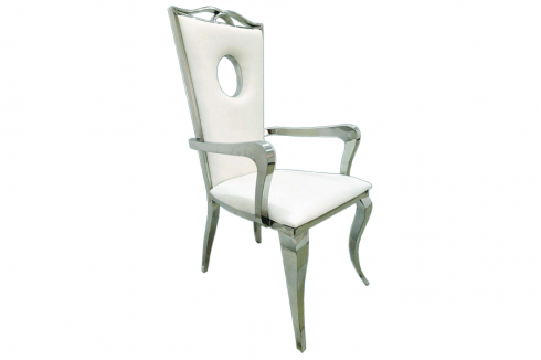 Crown Accent Arm Chair