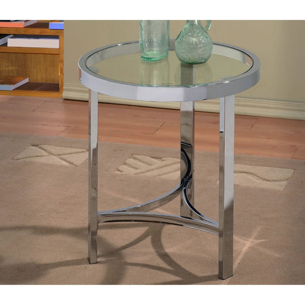 Strata Accent Table - Dreamart Gallery