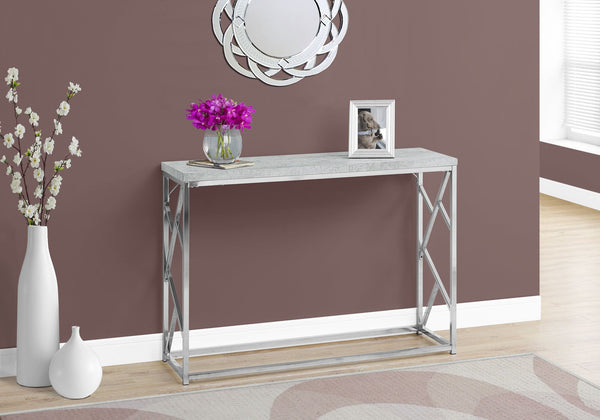 CHROME METAL console - Dreamart Gallery